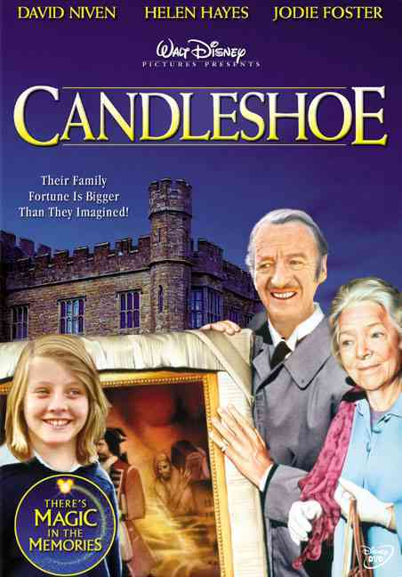 CANDLESHOE BY NIVEN,DAVID (DVD)